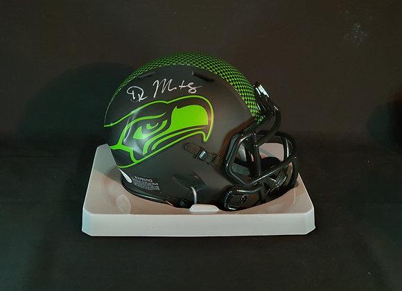 DK Metcalf - Seattle Seahawks - Mini Eclipse Helmet