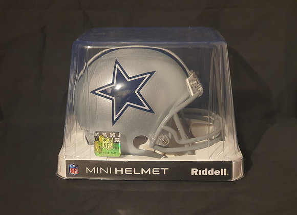 Unsigned - Dallas Cowboys - Mini Replica Helmet