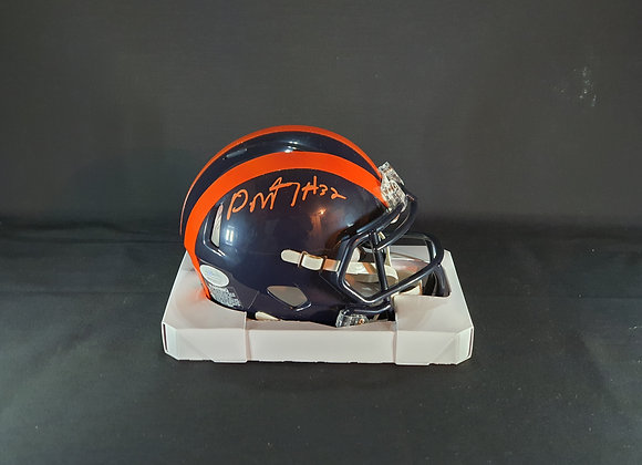 David Montgomery - Chicago Bears - Mini Throwback Helmet