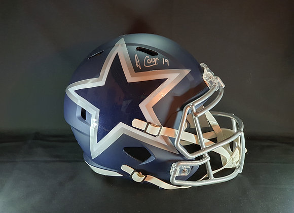 Amari Cooper - Dallas Cowboys - Full Size AMP Helmet