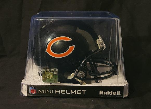 Unsigned - Chicago Bears - Mini Replica Helmet