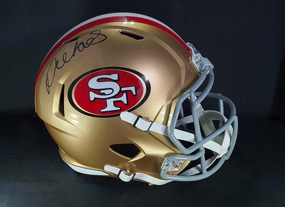 Deebo Samuel - San Francisco 49ers - Full Size Speed Helmet
