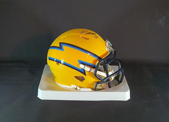 Keenan Allen - Los Angeles Chargers - Mini AMP Helmet