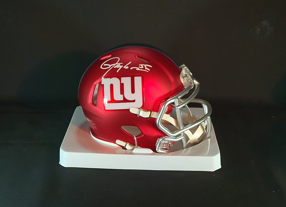 Lawrence Taylor - New York Giants - Mini Blaze Helmet