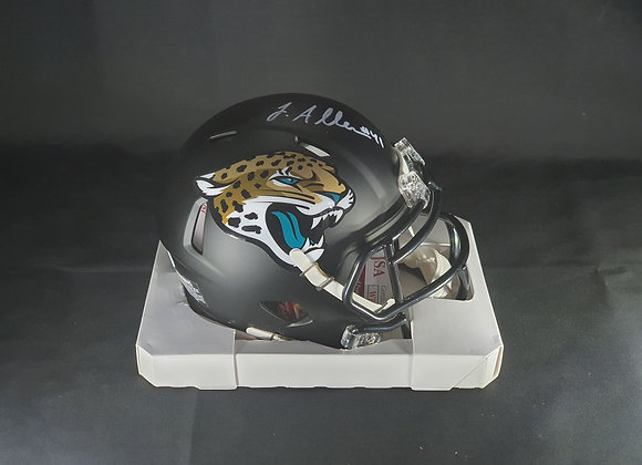 Josh Allen - Jacksonville Jaguars - Mini Speed Helmet