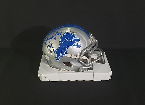 Kenny Golladay - Detroit Lions - Mini Speed Helmet