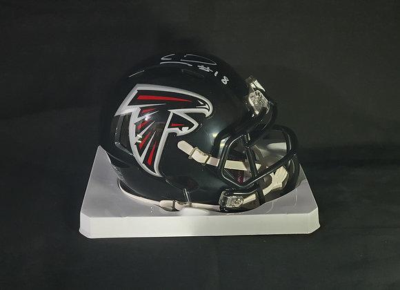 Calvin Ridley - Atlanta Falcons - Mini Speed Helmet