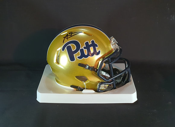 Aaron Donald - Pittsburgh Panthers - Mini Helmet