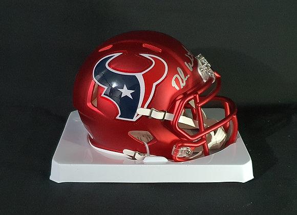 Deshaun Watson - Houston Texans - Mini Blaze Helmet