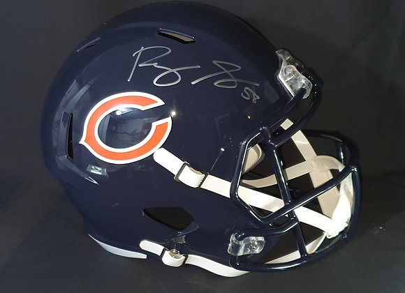 Roquan Smith - Chicago Bears - Full Size Speed Helmet