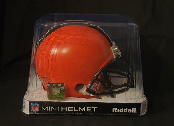 Unsigned - Cleveland Browns - Mini Replica Helmet
