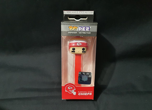 Kansas City Chiefs - Funko POP PEZ Dispenser