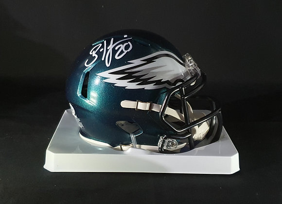 Brian Dawkins - Philadelphia Eagles - Mini Speed Helmet
