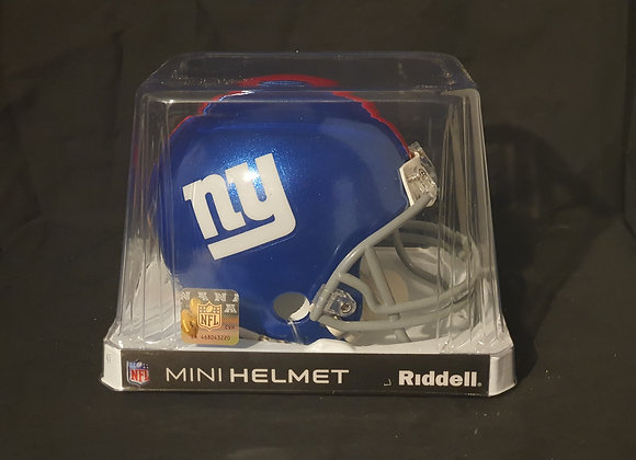 Unsigned - New York Giants - Mini Replica Helmet