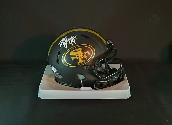 Kyle Juszczyk - San Francisco 49ers - Mini Eclipse Helmet