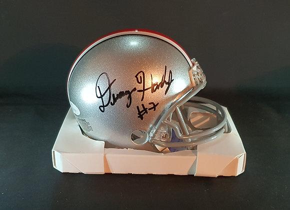 Dwayne Haskins - Ohio State Buckeyes - Mini Helmet