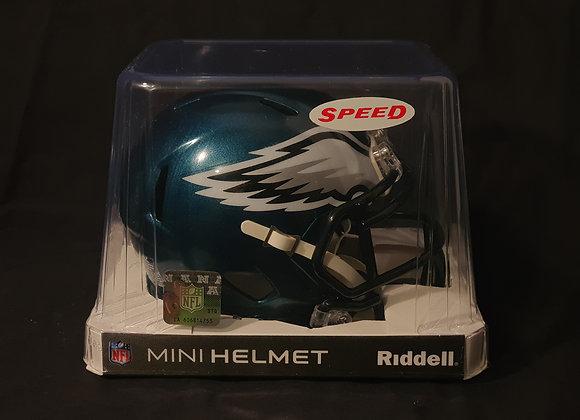 Unsigned - Philadelphia Eagles - Mini Speed Helmet