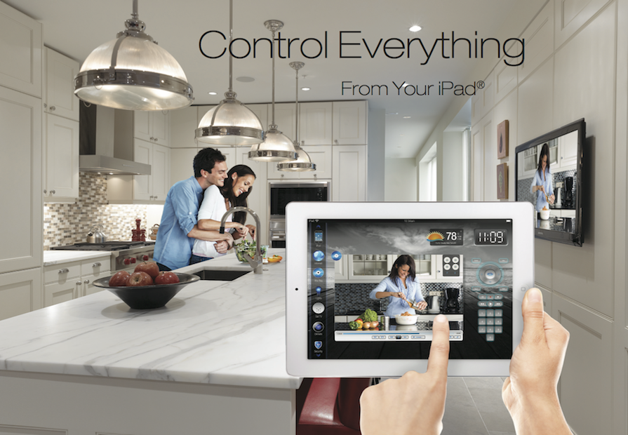 Control Everything from your iPad