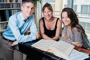 Trio: Fournelle-Blain, McLaine, Pelletier