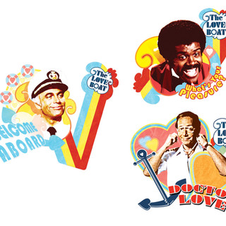 The Love Boat - Graphics