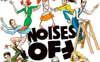 Noises Off - Digital Marquee