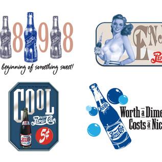 Pepsi Origins - Graphics