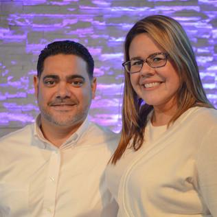 Rosayma y Antonio Sanchez
