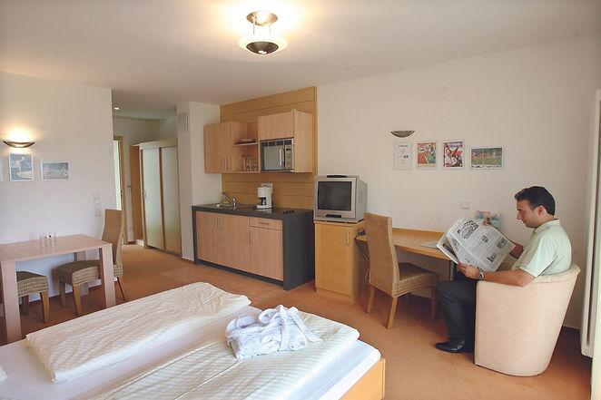 1 Zimmer Apartment  Typ 1