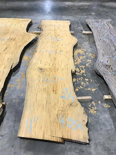 Sinker Cypress Slab #40