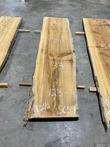 Sinker Cypress Slab #59
