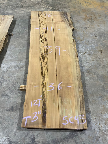 Sinker Cypress Slab #43