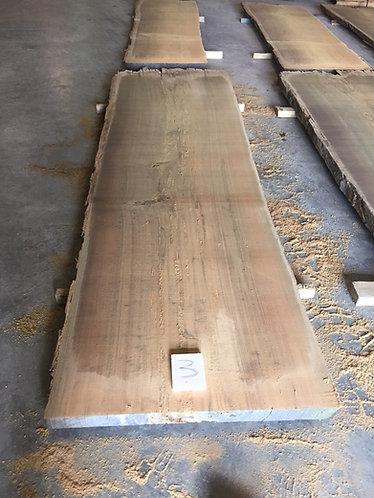 Axe Cut Sinker Cypress #3 (Pecky)