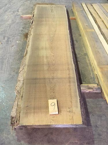 Axe Cut Sinker Cypress #9
