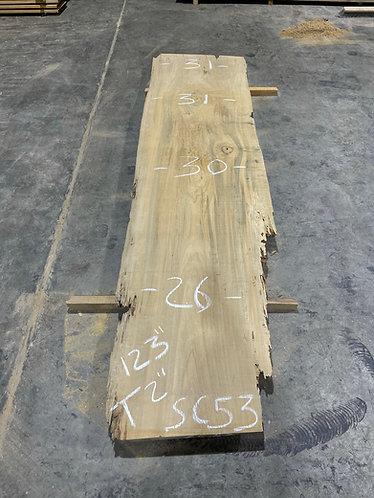 Sinker Cypress Slab #53