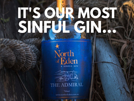 Distillery News - Meet our most sinful gin yet...