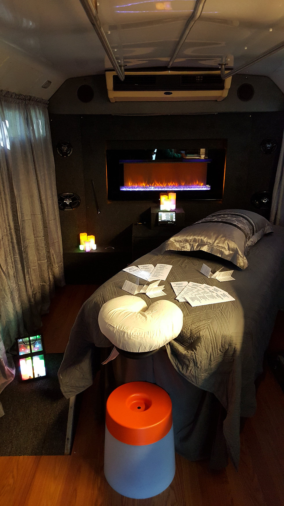 Mobile Acupuncture & Massage in Detroit