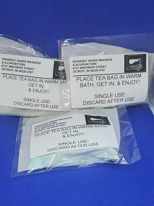 Bath Tea Soaks (THERAPEUTIC) 3 PACK