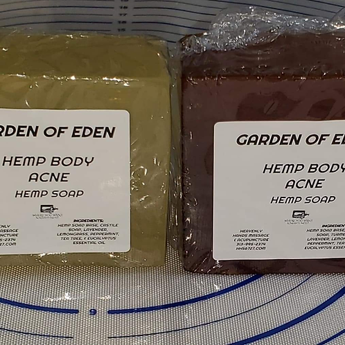 Hemp Body Acne Soap