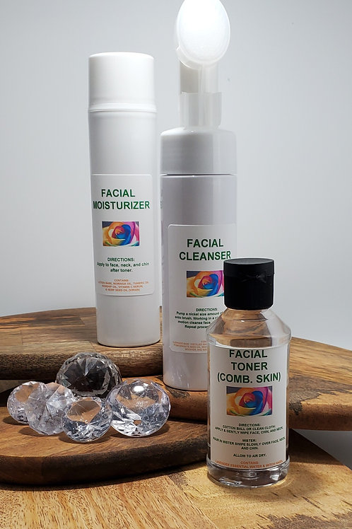 Full Facial Cleansing System (Without Mister)