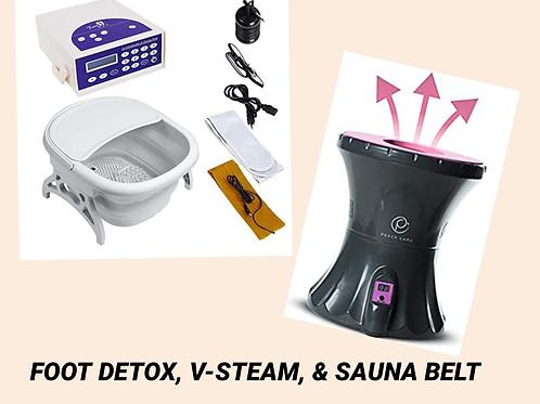 Sit & Detox Gift Certificate
