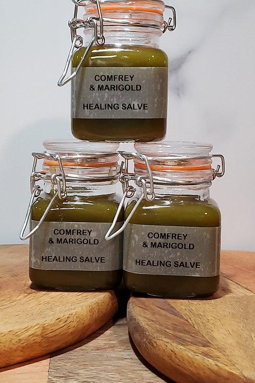 Comfrey & Marigold Healing Salve