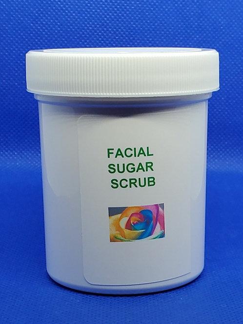 Facial Sugar Scrub