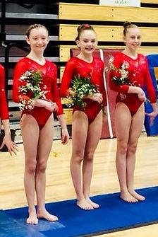 Kentucky Gymnastics Academy competitive team