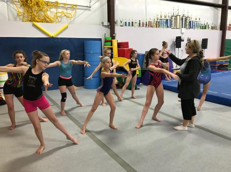 Learning Dance Technique