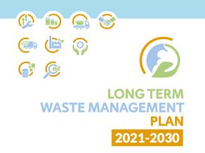 Consultation document on waste management plan 2021 - 2030