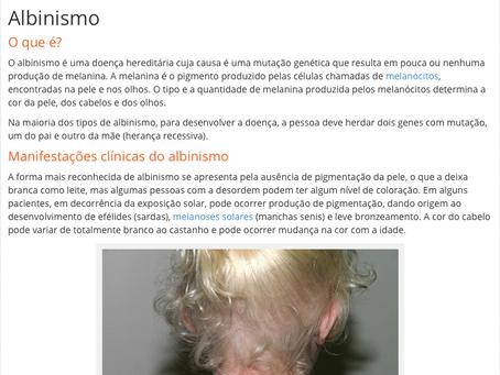 Dermatologia.net   Albinismo