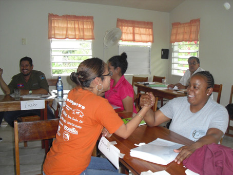Building Capacity of Natural Resources Managers