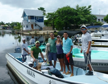 A Check Up On Belize's Reef