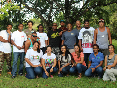 UB ERI Hosts Staff Retreat