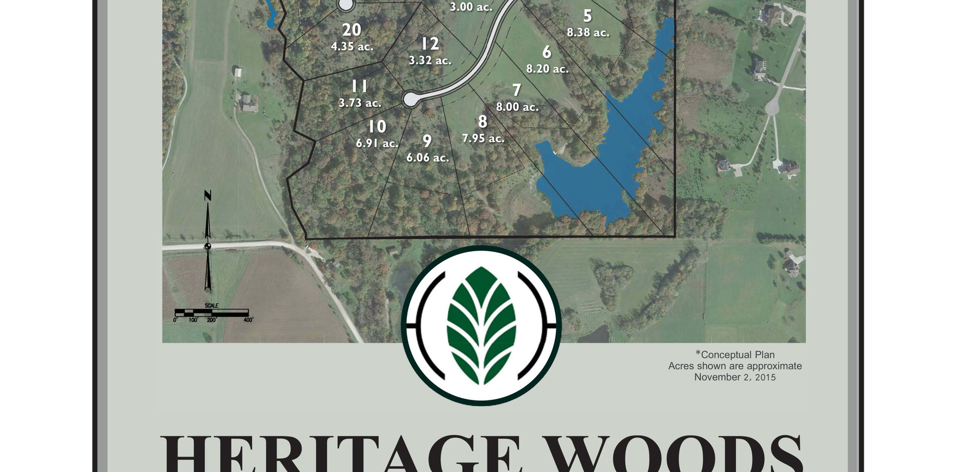 Heritage Woods - Adel